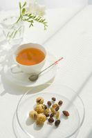 紅茶とドライフルーツ