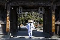 徳島県 四国霊場第一番札所 霊山寺