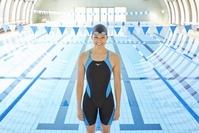 女子水泳選手