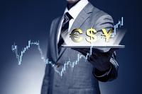 ビジネスマン 金融イメージ