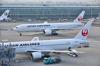 羽田空港 B777 B767