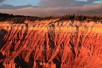 アメリカ合衆国 ユタ州 シーダーブレイクス国定公園
