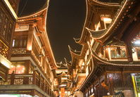 中国風建物
