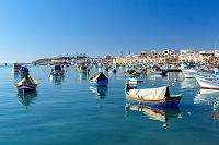 マルタ 地中海浮かぶルッツ