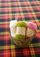 編み物イメージ