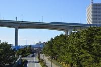 兵庫県 神戸 松籟橋から明石方面を見る