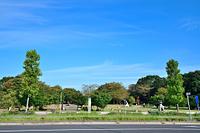 茨城県 つくば市中央公園