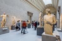 ニューヨーク メトロポリタン美術館  内観