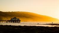アメリカ カリフォルニア州 海岸