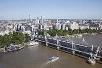 イギリス ロンドン ハンガーフォード・ブリッジ