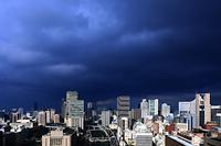 大阪府 雨雲