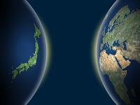 日本とヨーロッパ