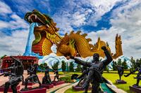 タイ ドラゴン美術館