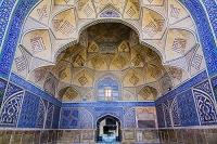 イラン エスファハーン 金曜モスク