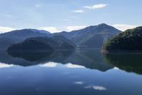 福井県 九頭竜湖