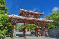 沖縄県 守礼門