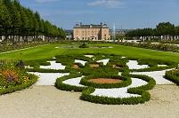 ドイツ シュヴェツィンゲン城 庭園
