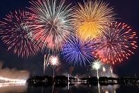 福岡県 福岡市 平成28年西日本大濠花火大会