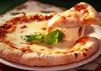 料理 ピザ チーズ