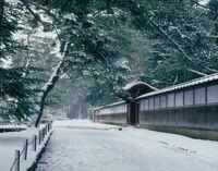 成巽閣  雪