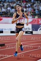 作品番号 80942972 2018 陸上 日本選手権 女子 3000m障害 決勝 |写真 ...