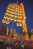 秋田県 秋田竿燈まつり