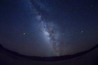 沖縄県 西表島 星空 天の川