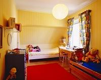 スウェーデン ストックホルム 子供部屋