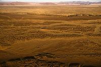ナミビア ナミブ砂海 砂漠 夕方(シスレム~ソッサスブレイ)