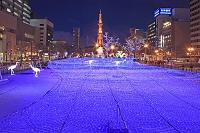 北海道 さっぽろホワイトイルミネーション