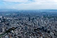 大阪府 大阪市 船場中央周辺から大阪市内