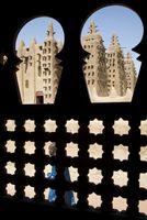 マリ共和国 ジェンネ ジェンネの大モスク