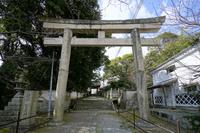 兵庫県 賀茂神社石鳥居