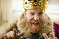 国王の男性