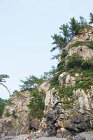 山口県 青海島の海上アルプス