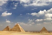 エジプト ギザのピラミッド