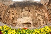 中国の龍門石窟