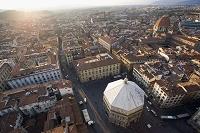 イタリア フィレンツェ ジョット鐘楼からの眺め
