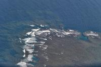 沖縄県 宮古島 暗礁に吹く風