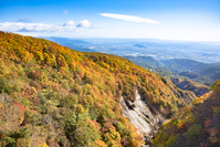 福島県 不動沢の紅葉