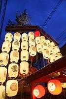 京都府 祇園祭 後祭り宵山 南観音山