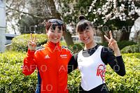 ボート:日本代表選手選考レース