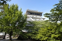 福岡県  小倉城