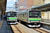 JR横浜線 東神奈川駅