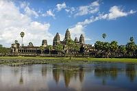 カンボジア アンコール・ワット