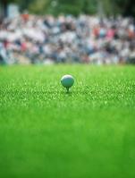 ゴルフボール ティーショット