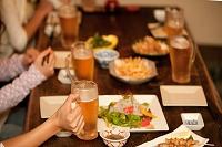 居酒屋での食事