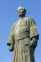 高知県 ジョン万次郎像