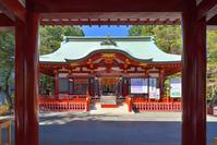 静岡県 静岡浅間神社
