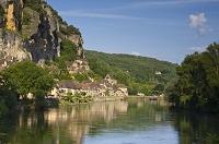 フランス ドルドーニュ川